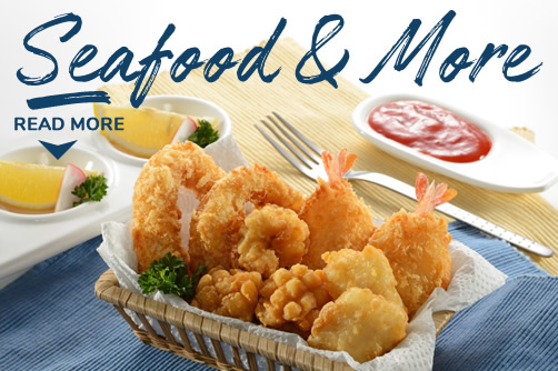 Seafood and More