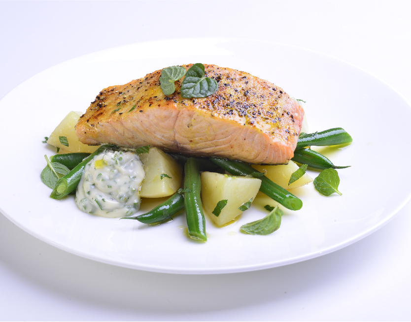 Lemon & Pepper Salmon Portions